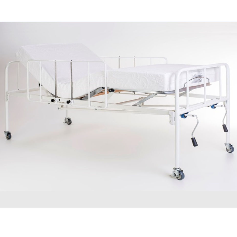 Cama Fowler Manual Evolution com Capacidade de 150 Kg da Pilati