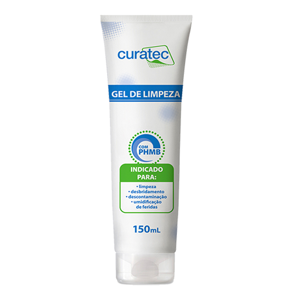 Gel de Limpeza com Phmb - Curatec - 150 ml