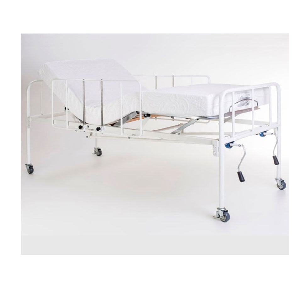 Cama Hospitalar Manual Evolution - Capacidade 150 Kg - Pilati