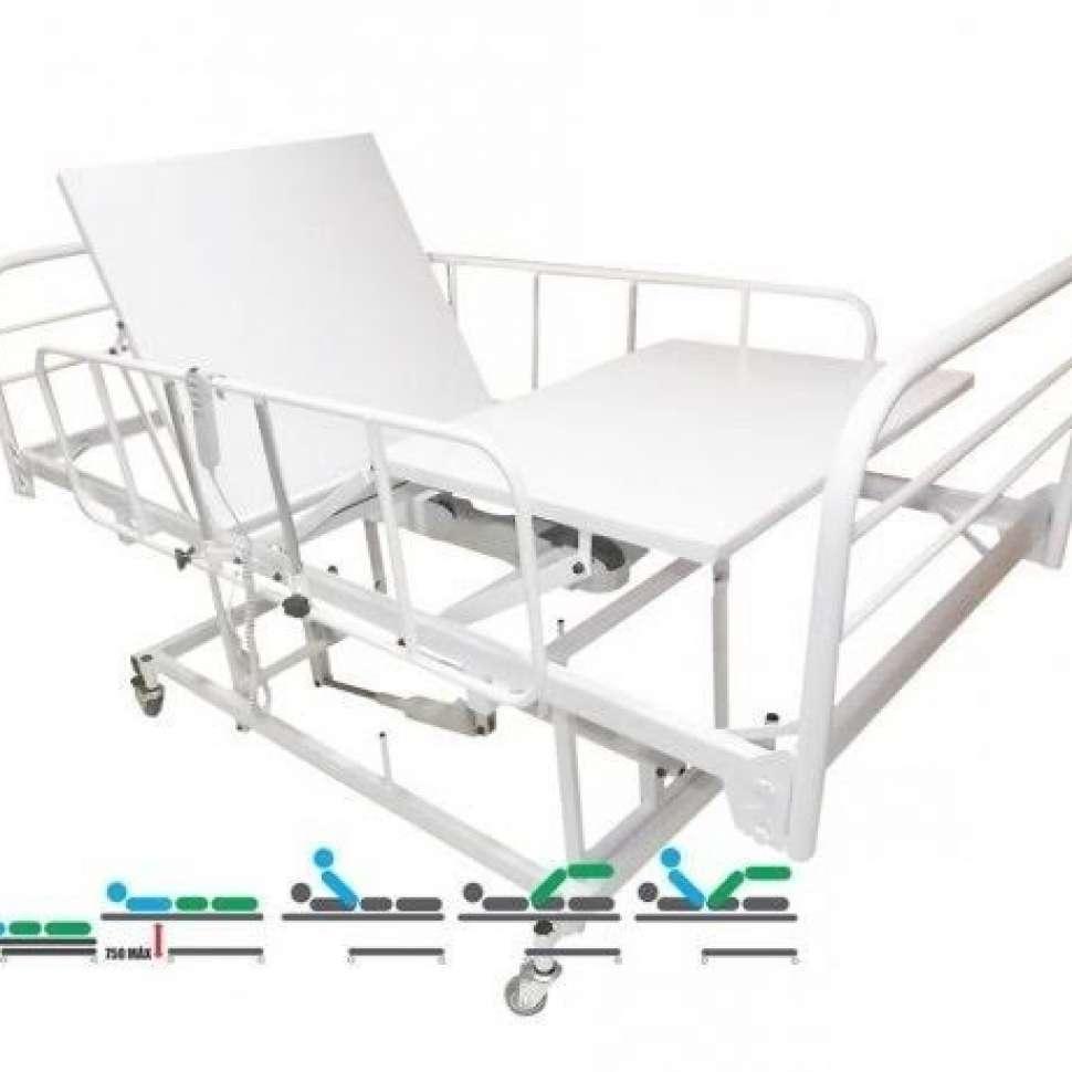 c3882b614 Cama Hospitalar Fowler Motorizada com Elevação do Leito :: Mobraz