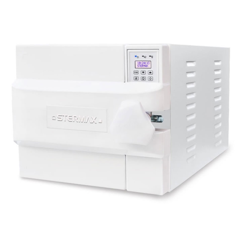 Autoclave Digital Stermax Super Top - 21 Litros
