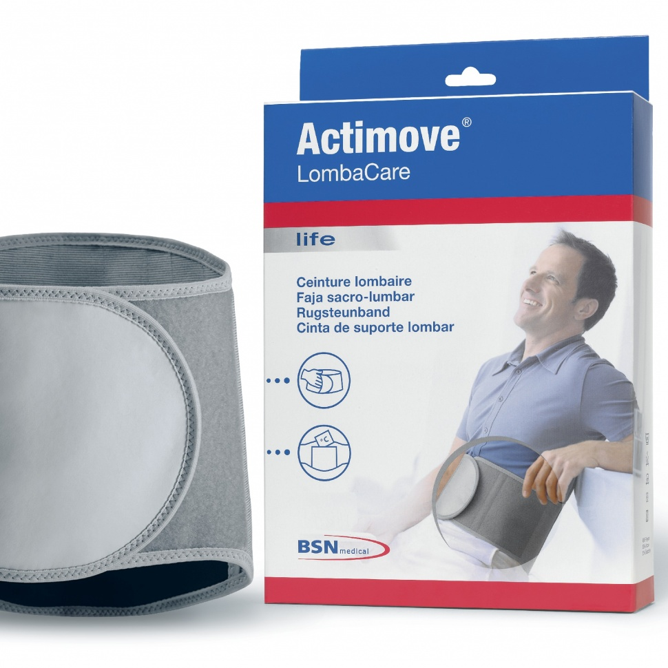 Cinta Lombar Actimove Lombacare - BSN Medical